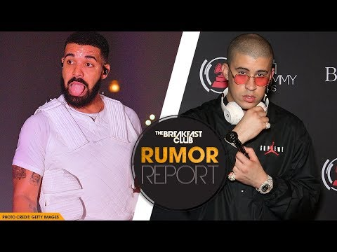 DJ Envy Calls Drake's Feature on Bad Bunny's 'MIA' Ridiculous