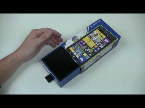 Nokia Lumia 1520 - déballage | par Top-For-Phone.fr