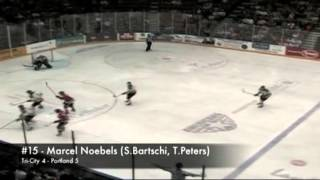 Sven Baertschi 2012 WHL playoffs highlights