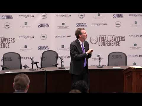 """Keynote Address By Rick Friedman, Author of: """"Rules of the Road a Plaintiff Lawyer's"""