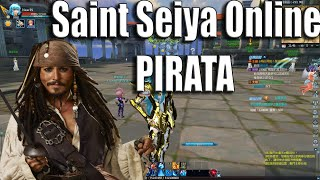 Saint Seiya Online PIRATA - PRIVATE... NOVO SERVER 23/11/15