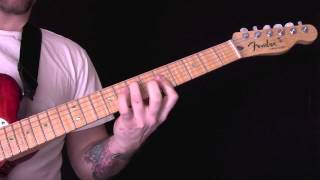 Time After Time Guitar Lesson by Cindi Lauper