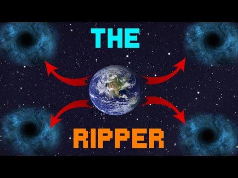 THE RIPPER [Roche Limit Testing] - Universe Sandbox 2