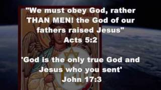 The Book They Dont Want You To Read !- Revelations Sent by God of Moses, Jesus & Muhammed