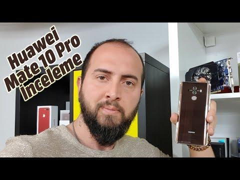 YILIN EN İYİ TELEFONU OLUR MU? - Huawei Mate 10 Pro İnceleme