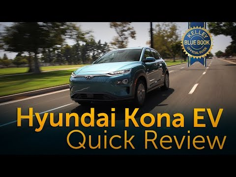 2019 Hyundai Kona EV - Quick Review
