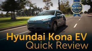 2019 Hyundai Kona EV - Quick Review