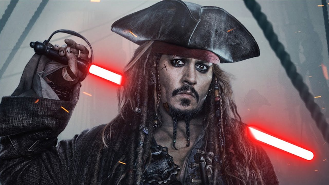 Download One Day & The Force Theme | EPIC VERSION (Pirates of The Caribbean X Star Wars Mix)