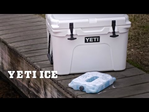 YETI ICE - Like an Iceberg For Your YETI Cooler