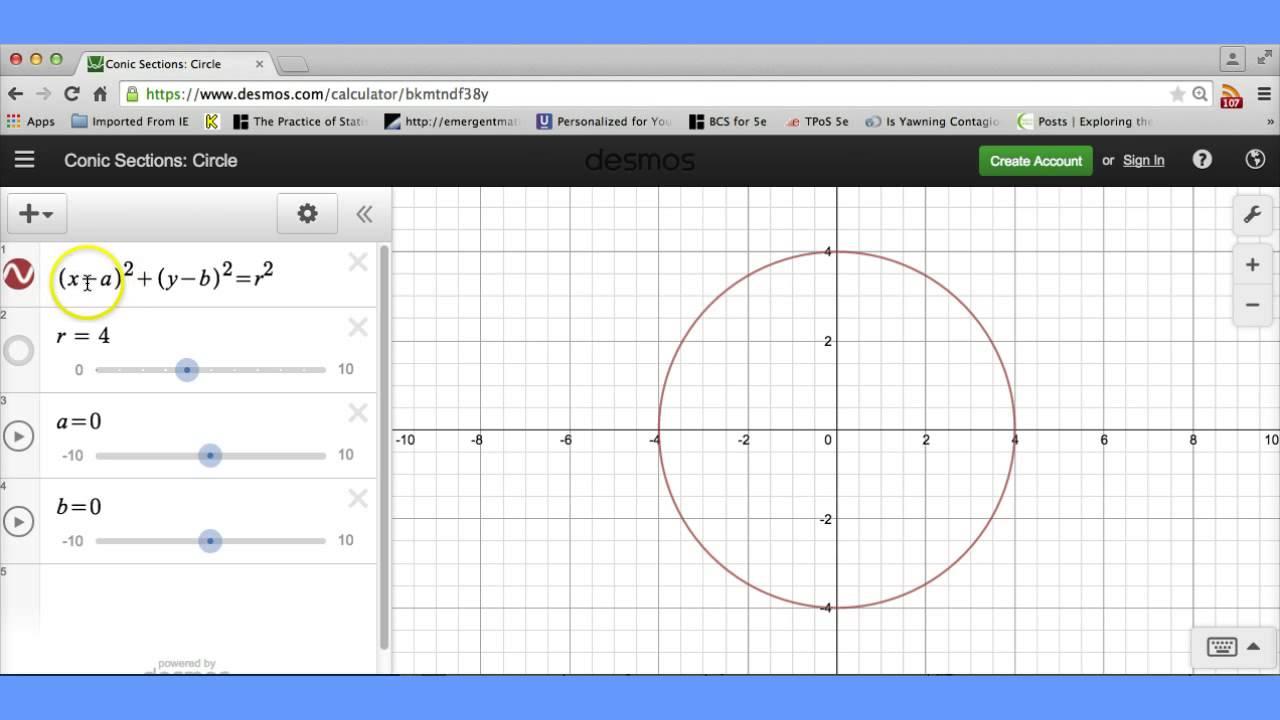Circle graphing calculator | calculator@tutorvista. Com.