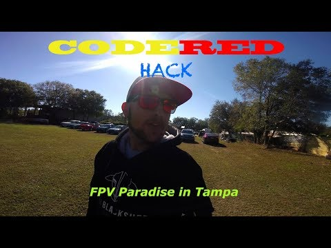 Lunchbox On Wheels - Day 20 - CodeRed Hack @ FPV Paradise