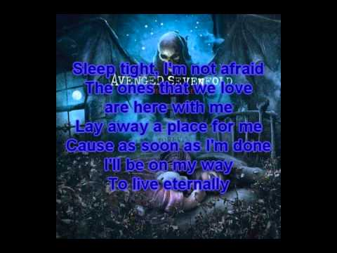 Avenged Sevenfold - So Far Away Lyrics