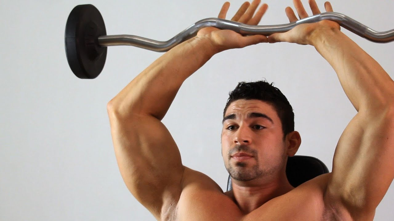 10 Bodybuilding Exercises That Will Add Inches to Your Arms
