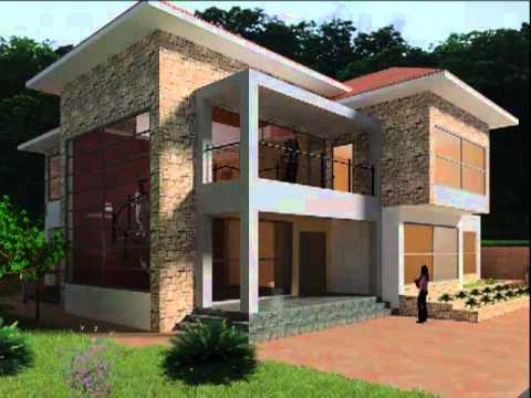 Arquitecto en cuenca ecuador viviendas youtube for Modelos de casas procrear clasica