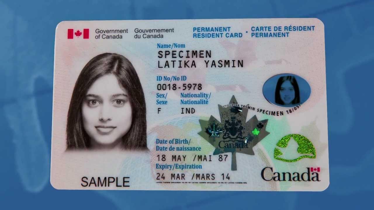 Carte Assurance Maladie Du Quebec Perdue.La Carte De Resident Permanent Canada Ca