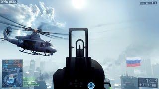 Из России с любовью ! Battlefield 4 beta