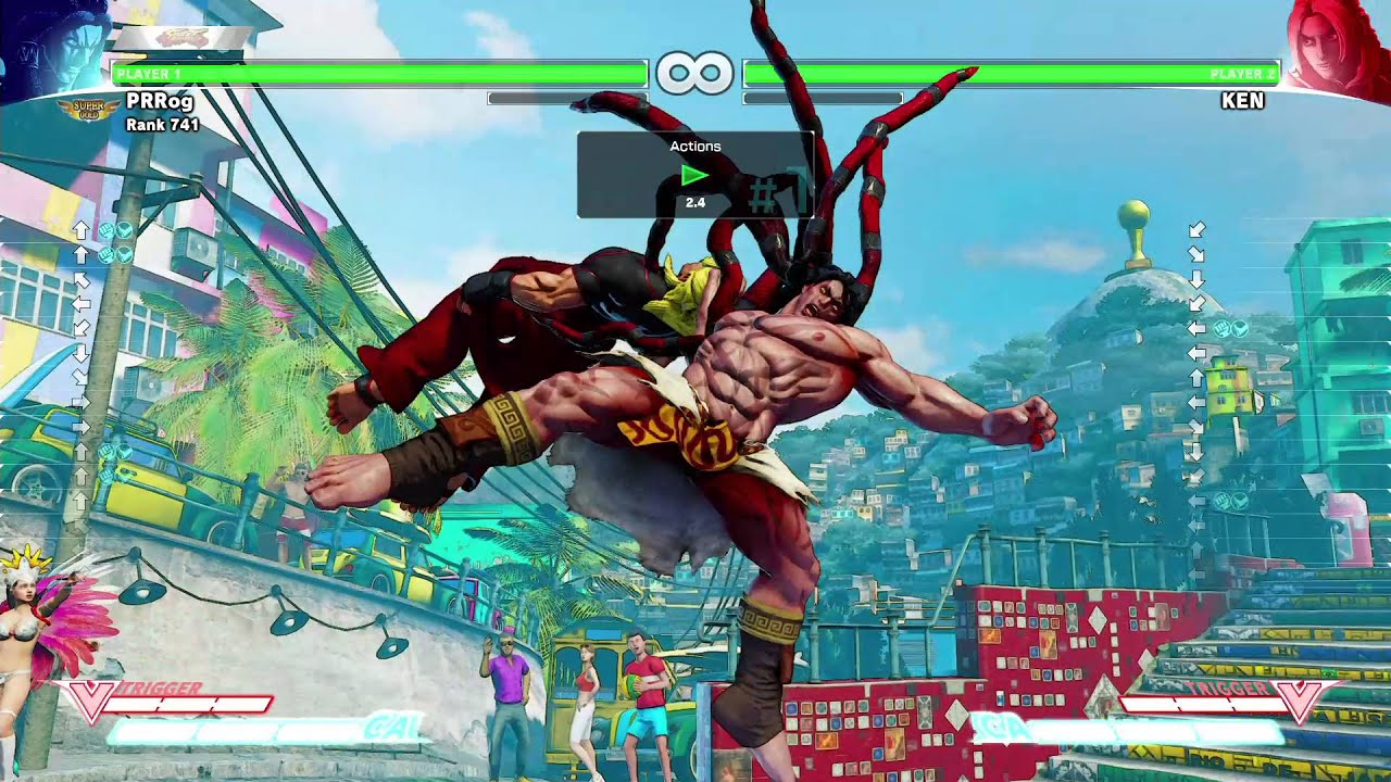 Image result for sf5 necalli command throw