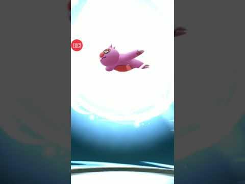 [Pokemon Go] 懶人獺社群日 進化