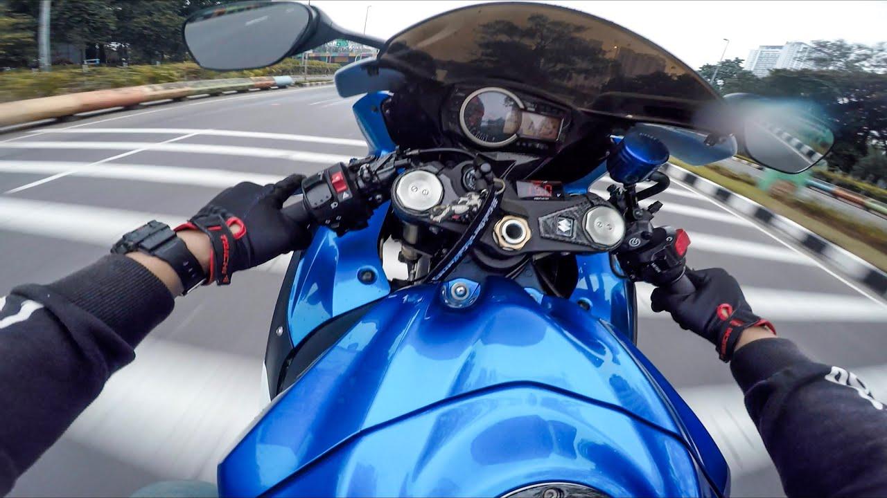 The Pure Sound of Suzuki GSXR 1000 🔥
