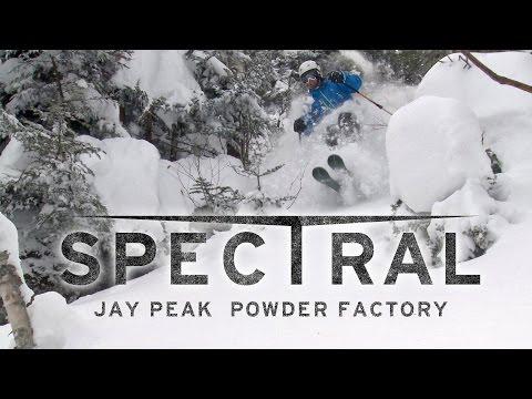 Spectral 4 - Jay Peak Powder Factory