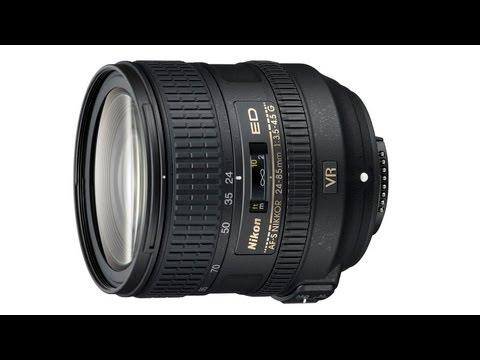 New Nikon 24-85mm f3.5-4.5G ED VR - Preview