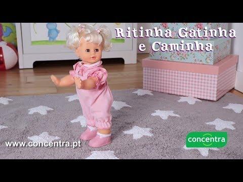 RITINHA GATINHA E CAMINHA