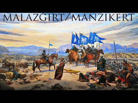 The Battle of Manzikert / Malazgirt Savaşı 1071 AD - Total War Machinima documentary/Belgesel