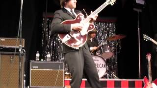 """Roll Over Beethoven"" - American English Beatles Tribute"