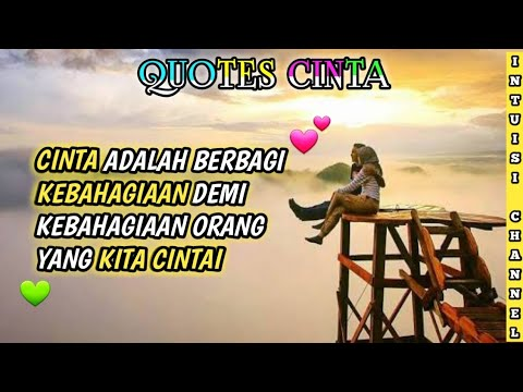 Kata Kata Quotes Keren Cinta