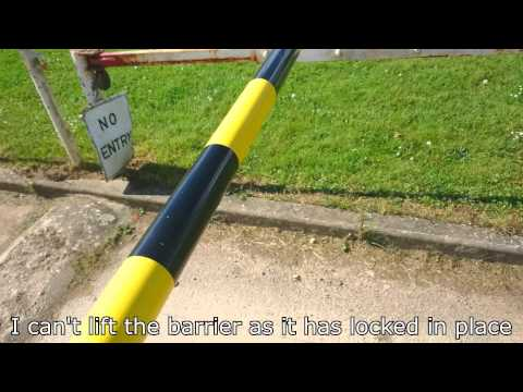 Hacking car park barriers - How to get free parking!