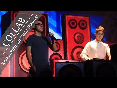 Kesempurnaan Cinta (Remix) With DJ AL Ghazali On Stage