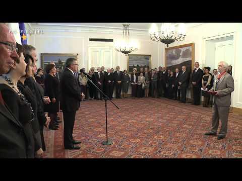 Krystian Zimerman odznaczony przez prezydenta