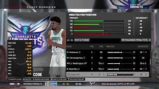 NBA2k19 myleague rebuild