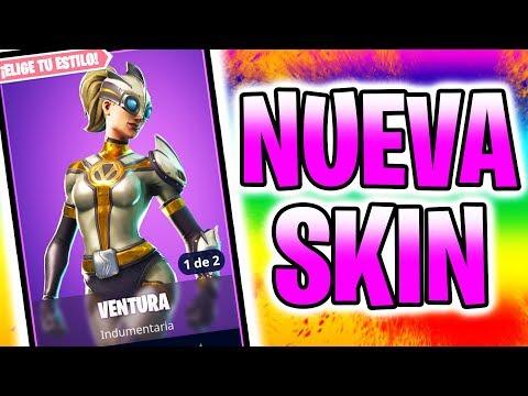 Omg nueva skin pica ventura 570 victorias - Ventura fortnite ...