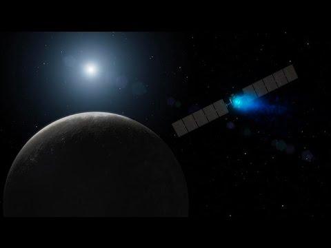 NASA orbits dwarf planet Ceres