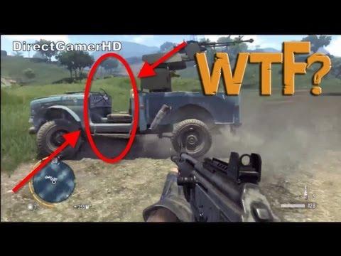 Far Cry 3 Self Driving Car Glitch