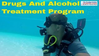 How I Use Scuba Diving To Live A Creative Lifestyle In Recovery From Addictions.