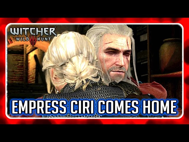 geralt and ciri video, geralt and ciri clip
