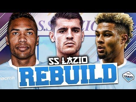 REBUILDING LAZIO!!! FIFA 18 Career Mode
