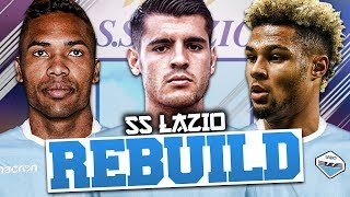REBUILDING LAZIO!!! FIFA 18 Career Mode