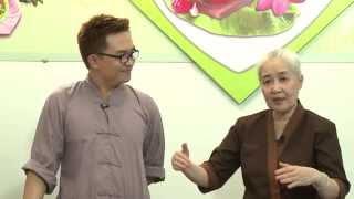 Chương trình dạy nấu món chay mít kho Hướng dẫn: Nguyễn Dzoãn Cẩm V...