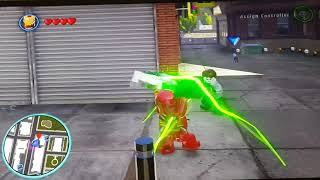 Marvel super heroes lego ps3