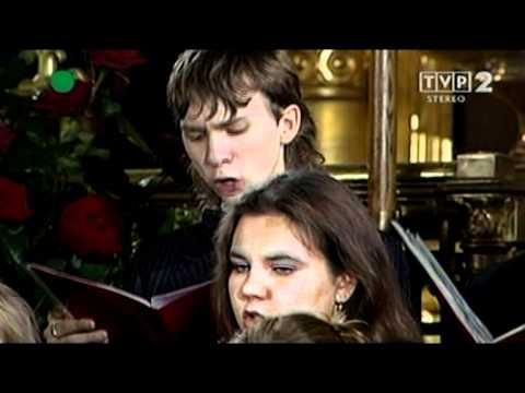 Koncert Muzyki Cerkiewnej  04  -  Psalm 10, Stefan Diegtiariew