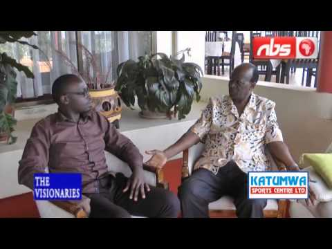 Tropic Inn Hotel Masaka. Dr. George Samura interview on The Visionaries Show. By Shedruch Mwesigye