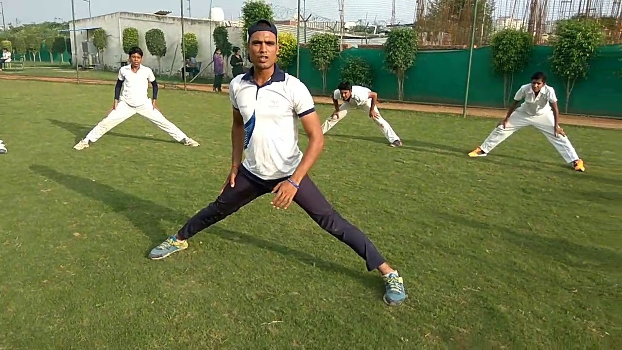 Best warmup exercise for cricket