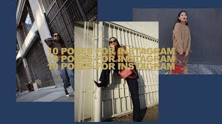 10 EASY Poses for Instagram Photos | Tips & Tricks