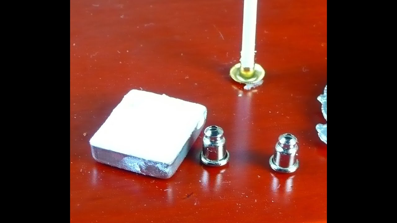 Dollhouse Miniatures Youtube: Dollhouse Miniature Salt And Pepper Shakers