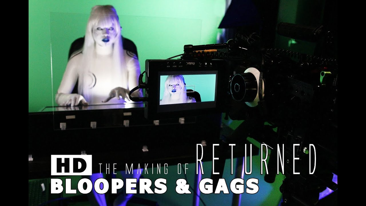 Returned: (2015) Bloopers Outtakes Gag Reel #1