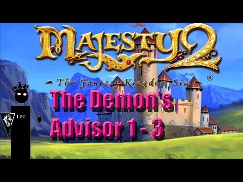 Let's Do A Level of Majesty 2 The Demon's Advisor 1 of 3