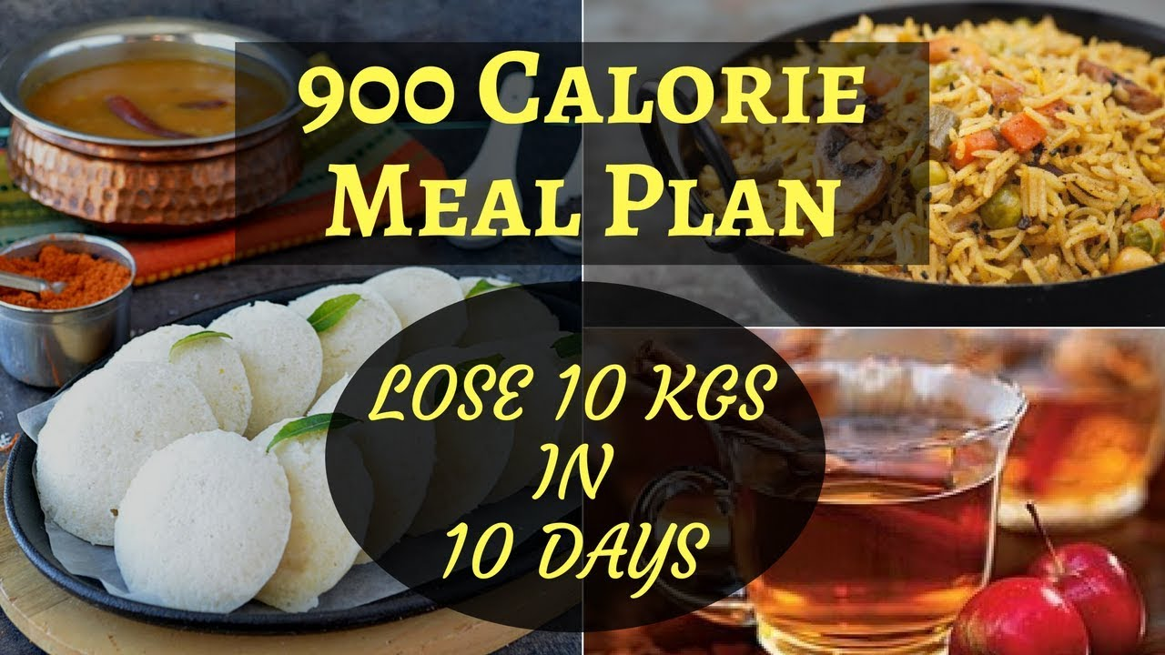 900 Calorie Dinner how to lose weight fast 10kgs in 10 days | 900 calorie meal plan | indian  meal plan/indian diet plan